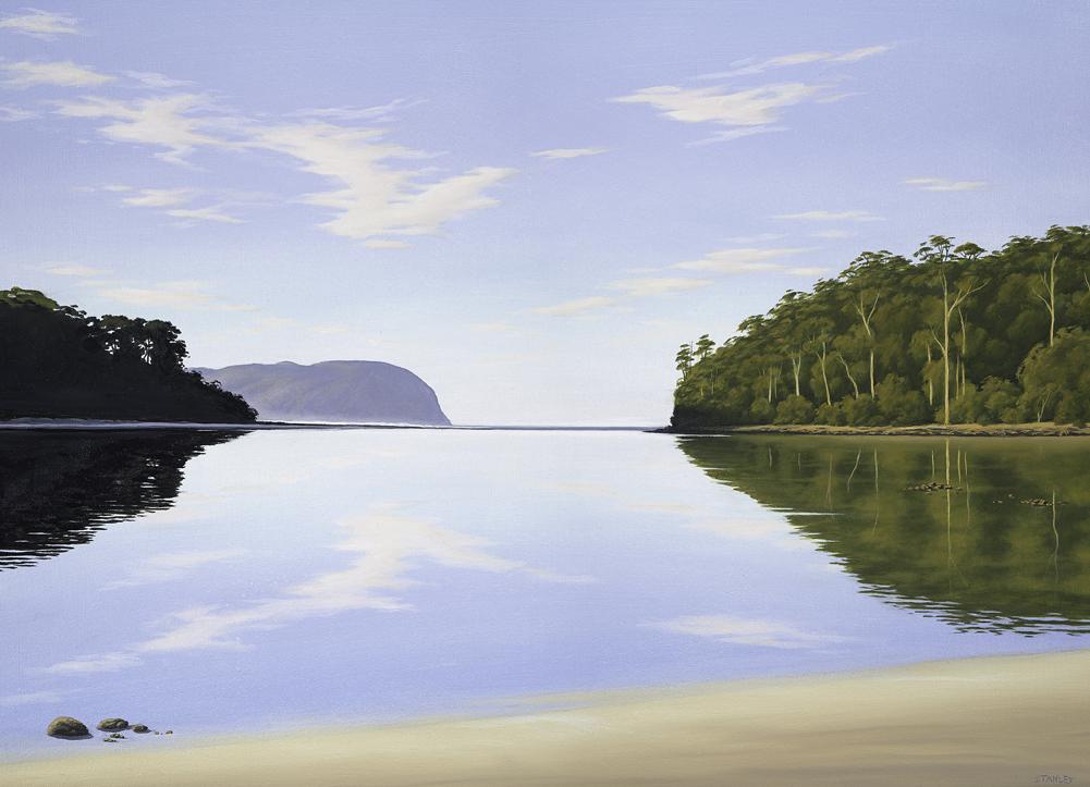 Cloudy Bay Lagoon