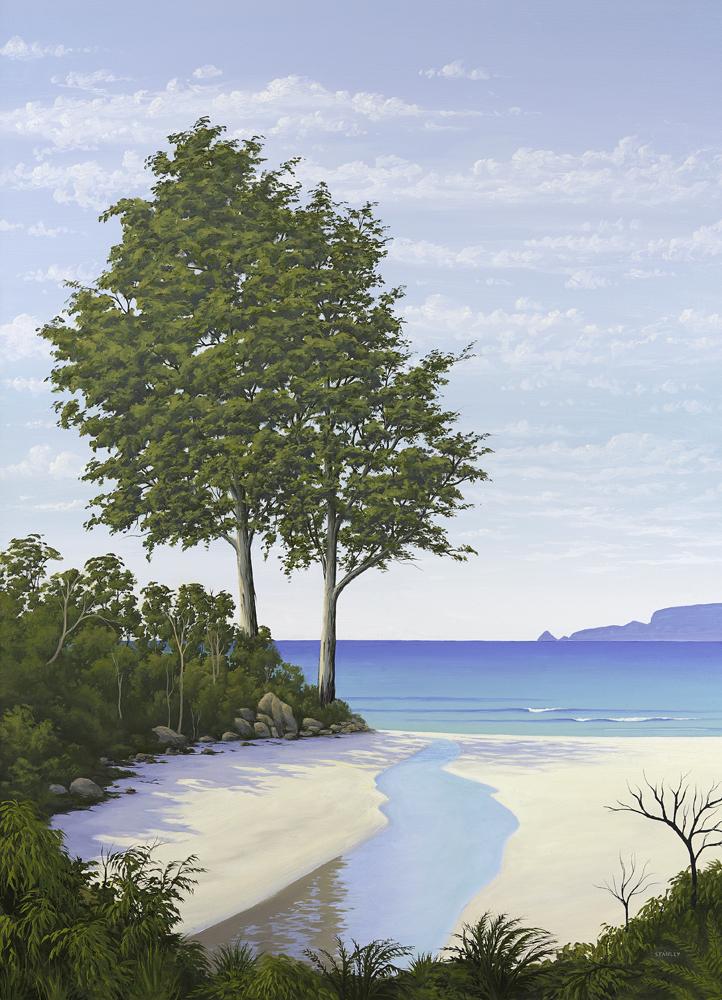 Resolution Creek, Bruny Island