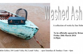 Sue Holm: Washed Ashore