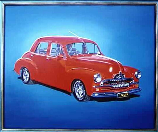 Holden Car