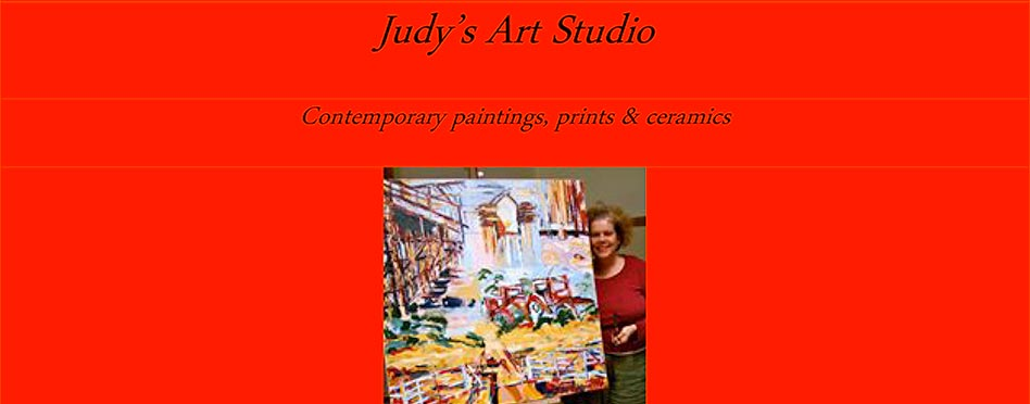 Judy Jackson Invitation