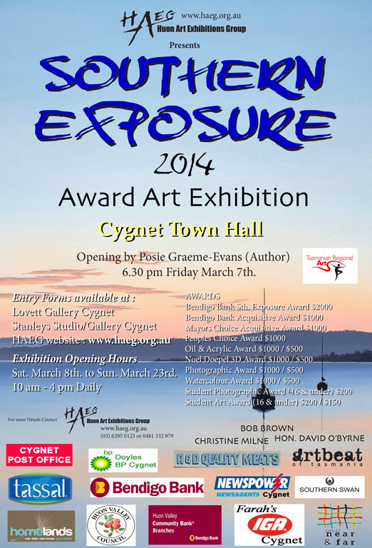 Southern Exposure Poster 2014