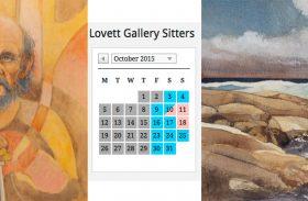 Jas Exhibition, Online Sitter Calendar, Richard Bacon retrospective