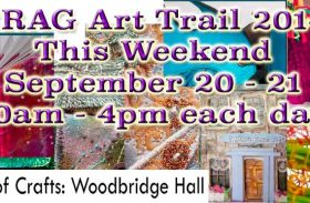 CRAG Art Trail Weekend and HAEG AGM Sunday