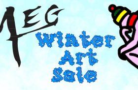 Winter Art Sale, AGM Date