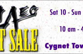 HAEG Art Sale Dec 2106