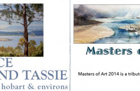 """Anna Maria Place & """"Masters of Art 2014"""""""