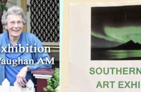 Elspeth Vaughan Final Exhibition and Southern Lights at Dover