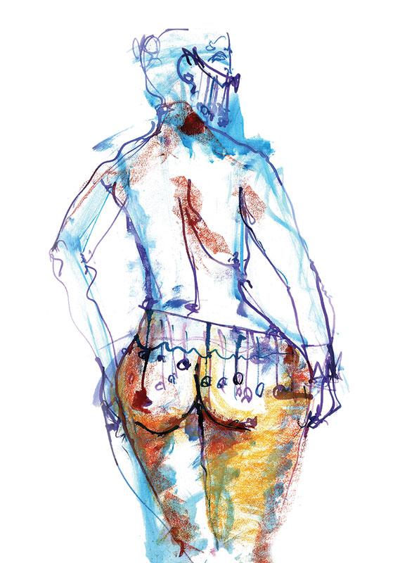 Jane Belly Dancer