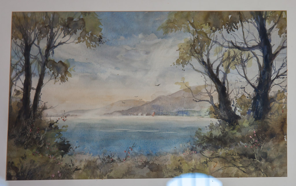 A view of the Huon