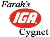 Farahs IGA, Cygnet