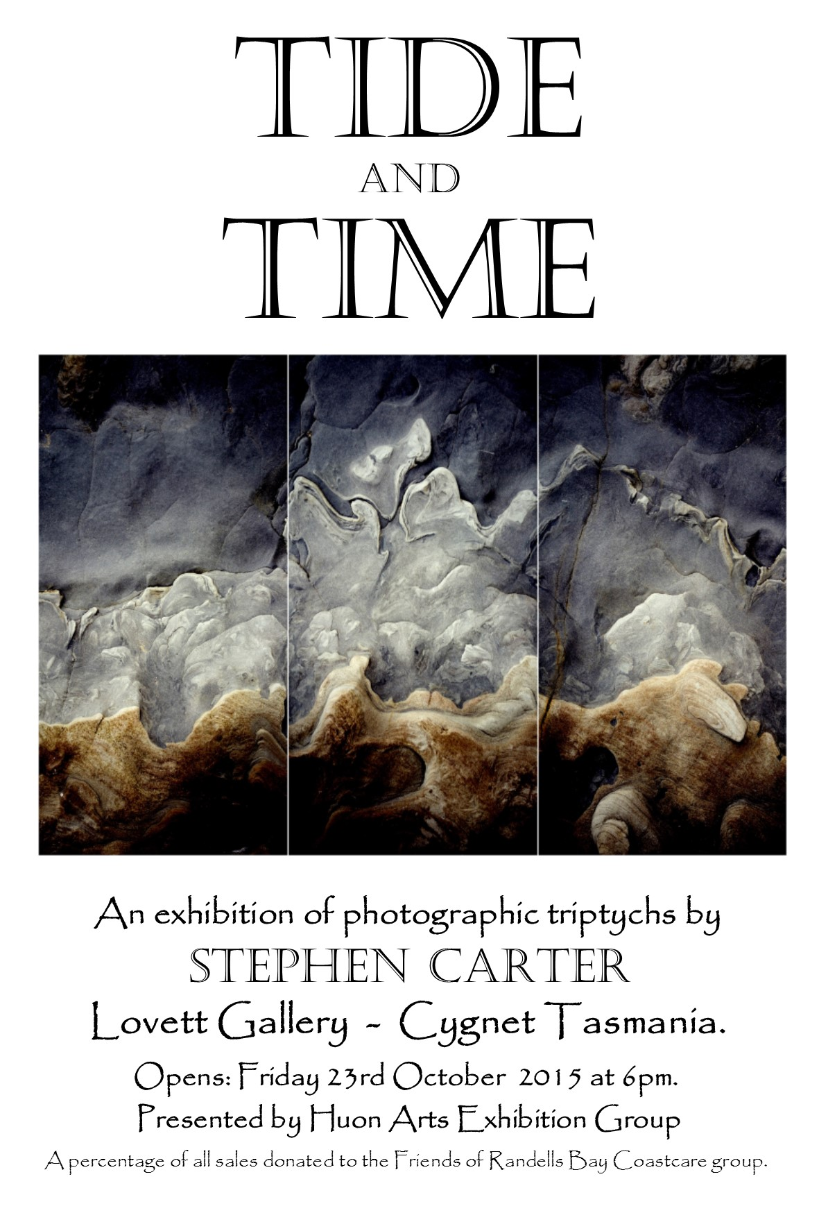 Tide and Time Exhibition
