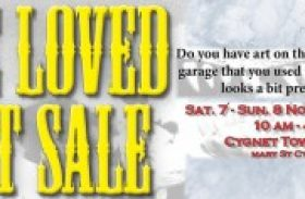 Pre Loved Art Sale 2015