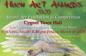 Huon Art Awards 2020