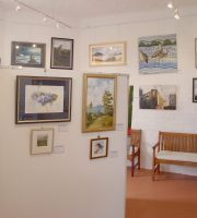Lovett Gallery - Interior
